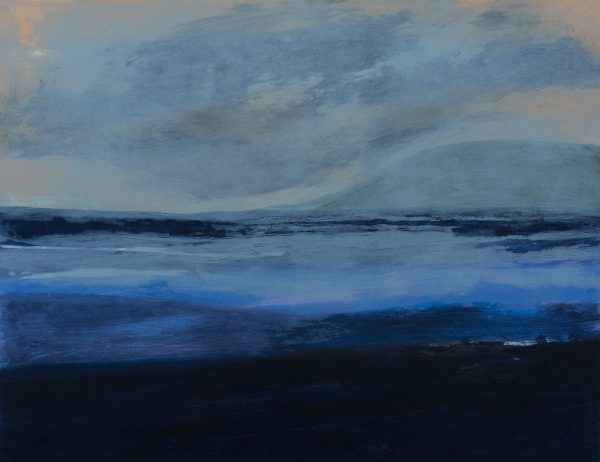 Graphic Studio Dublin: Mary Lohan, Evening Sea