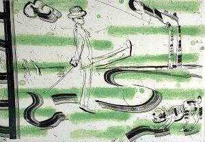 Graphic Studio Dublin •Michael Cullen: Ineluctable Modality €385