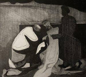 Graphic Studio Dublin •Patrick Pye: The Entombment