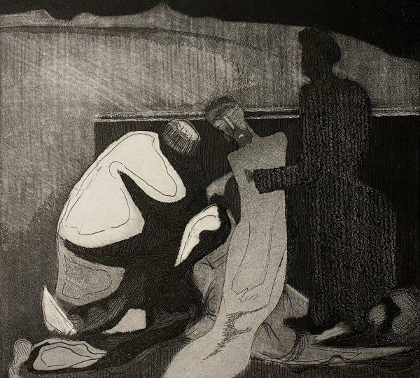 Patrick Pye, The Entombment