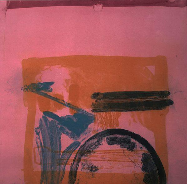 Graphic Studio Dublin: Mary A.Fitzgerald, Subterranean