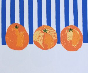 Graphic Studio Dublin • Siobhan Hyde: Oranges