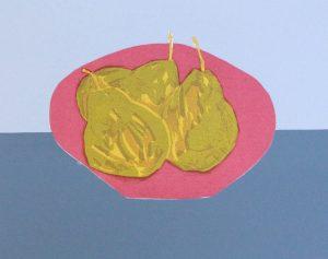Graphic Studio Dublin •Siobhan Hyde: Pears