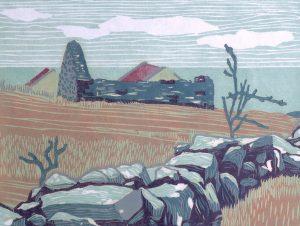 Graphic Studio Dublin •Pamela Leonard: Old Stone