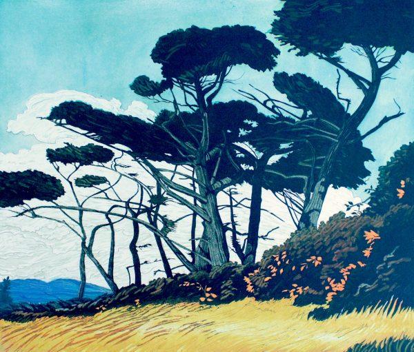 Pamela Leonard, Windswept Trees