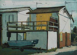 Graphic Studio Dublin •Colin Martin: Endless, endless