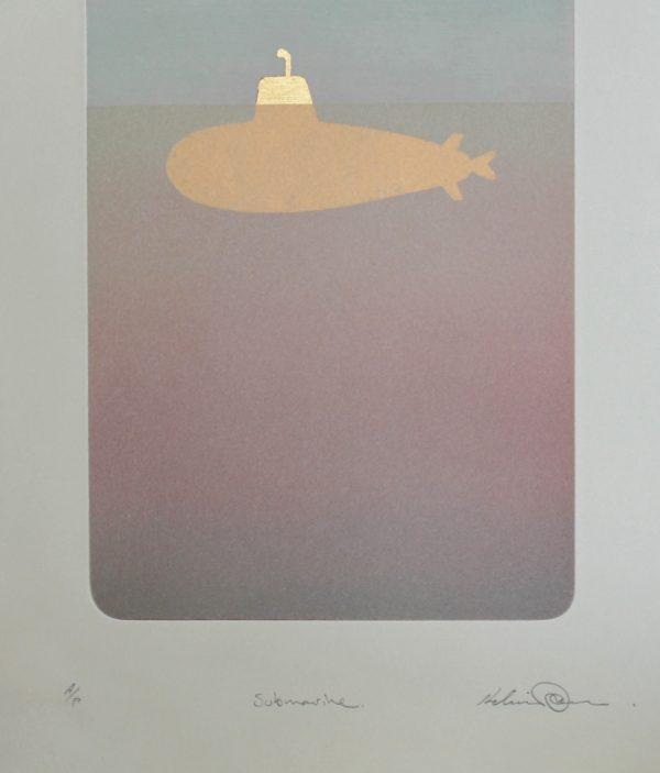 Kelvin Mann, Submarine
