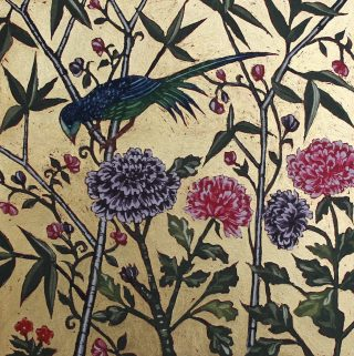 Jean Bardon, Bird and Flowers