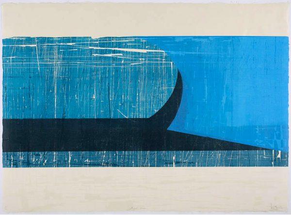 Graphic Studio Dublin: Tom Phelan, August Wave