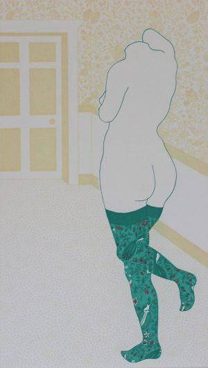 Graphic Studio Dublin •Yoko Akino: