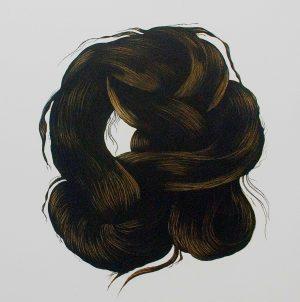 Graphic Studio Dublin •Alice Maher: Graphic Studio Dublin: Como Berenice II