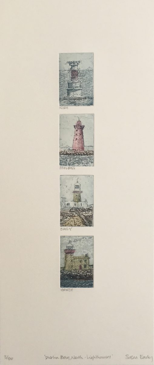 Dublin Bay, North - Lighthouses, Susan Early