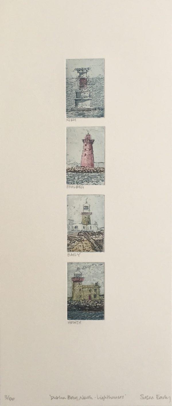 Dublin Bay, North - Lighthouses, Susan Early