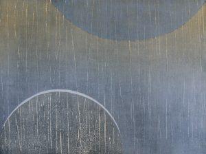 Graphic Studio Dublin •Kate MacDonagh: Graphic Studio Dublin: Indigo Moon Series II