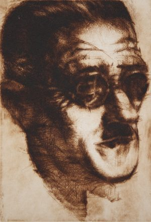 Graphic Studio Dublin •John Campion: J. Joyce, John Campion