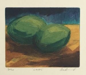 Graphic Studio Dublin •Robert Russell: Limes, Russell Robert