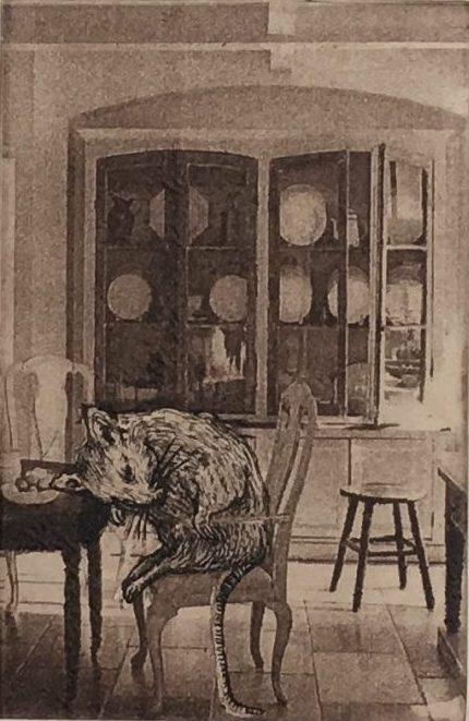 Sleeping Mouse, Sarah Rogers