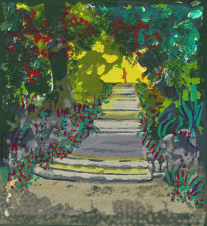 Spotlight on the Gardens, Bernadette Madden