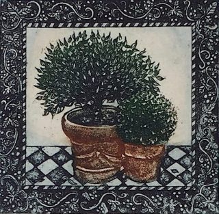 Two Pots, Jean Bardon