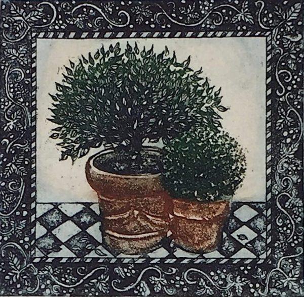 Two Pots, Jean Bardon
