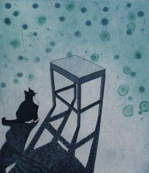 Graphic Studio Dublin •Yoko Akino: Negative Capability 2