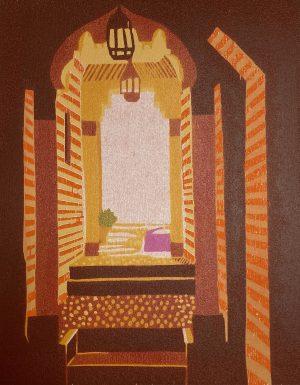Gerard Cox, In the Medina