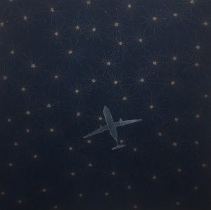 Graphic Studio Dublin • Yoko Akino: Graphic Studio Dublin: In an unknown and secret corner of the sky it floated...