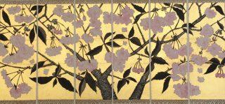 Under the Cherry Blossom, Jean Bardon
