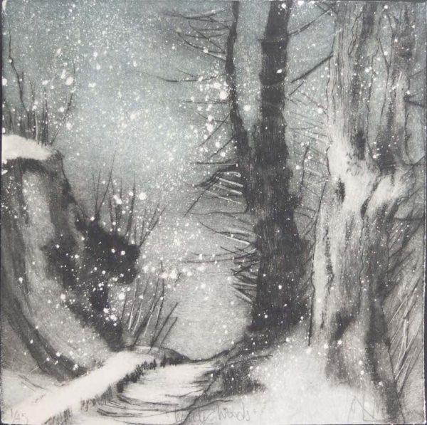 winterwoods, Marie Loiuse Martin