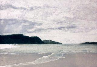 Elke Thonnes, Achill I, 2019, etching and aquatint,425mm x 570mm, €450.00