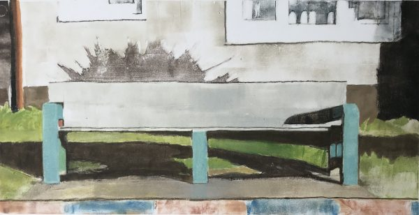 Graphic Studio Dublin: Summer Seat (Thomas Clarke House)