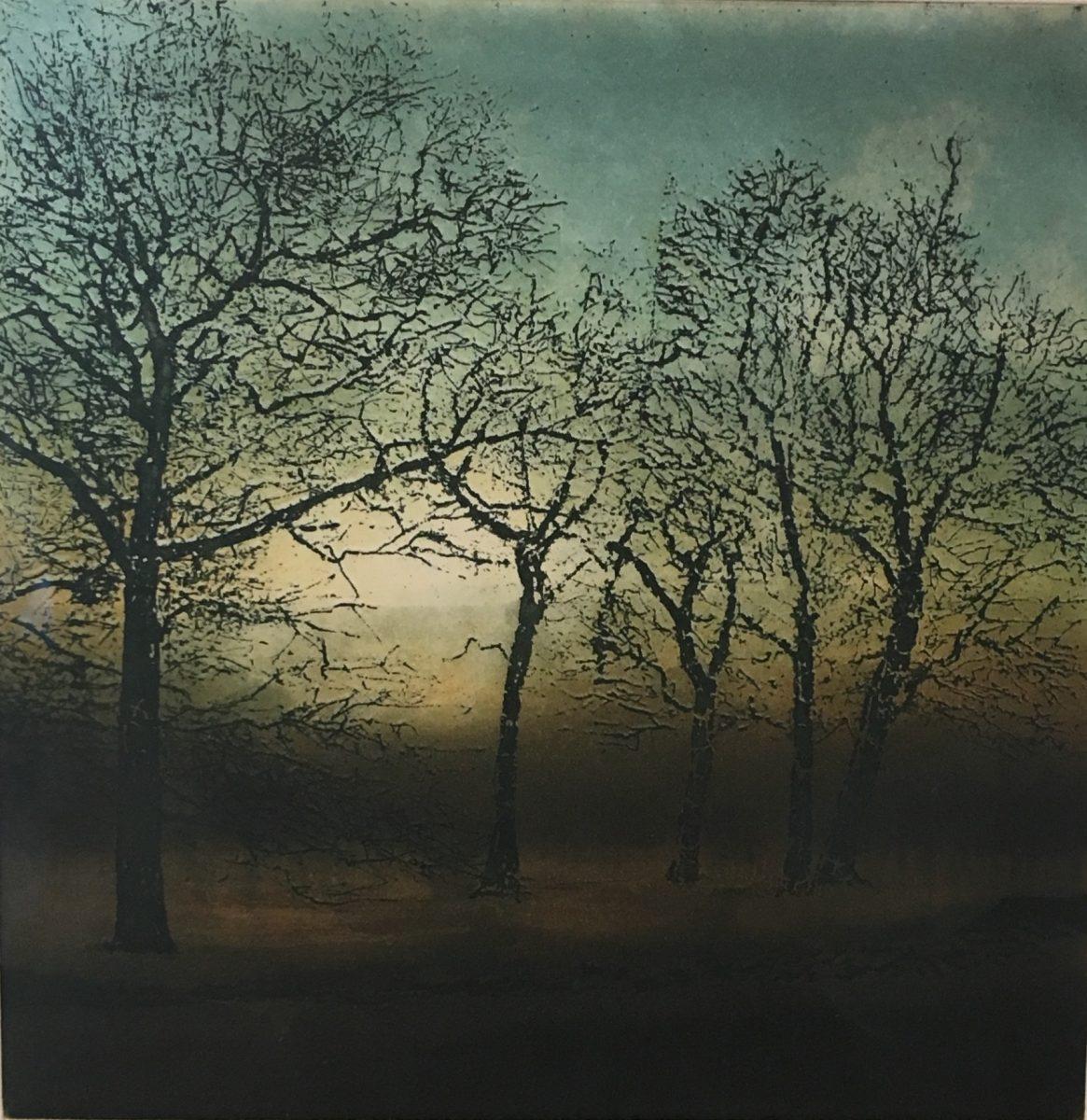 Morning Walk, Robert Russel