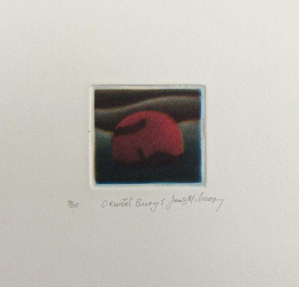 Oriental Buoy I, James McCreary