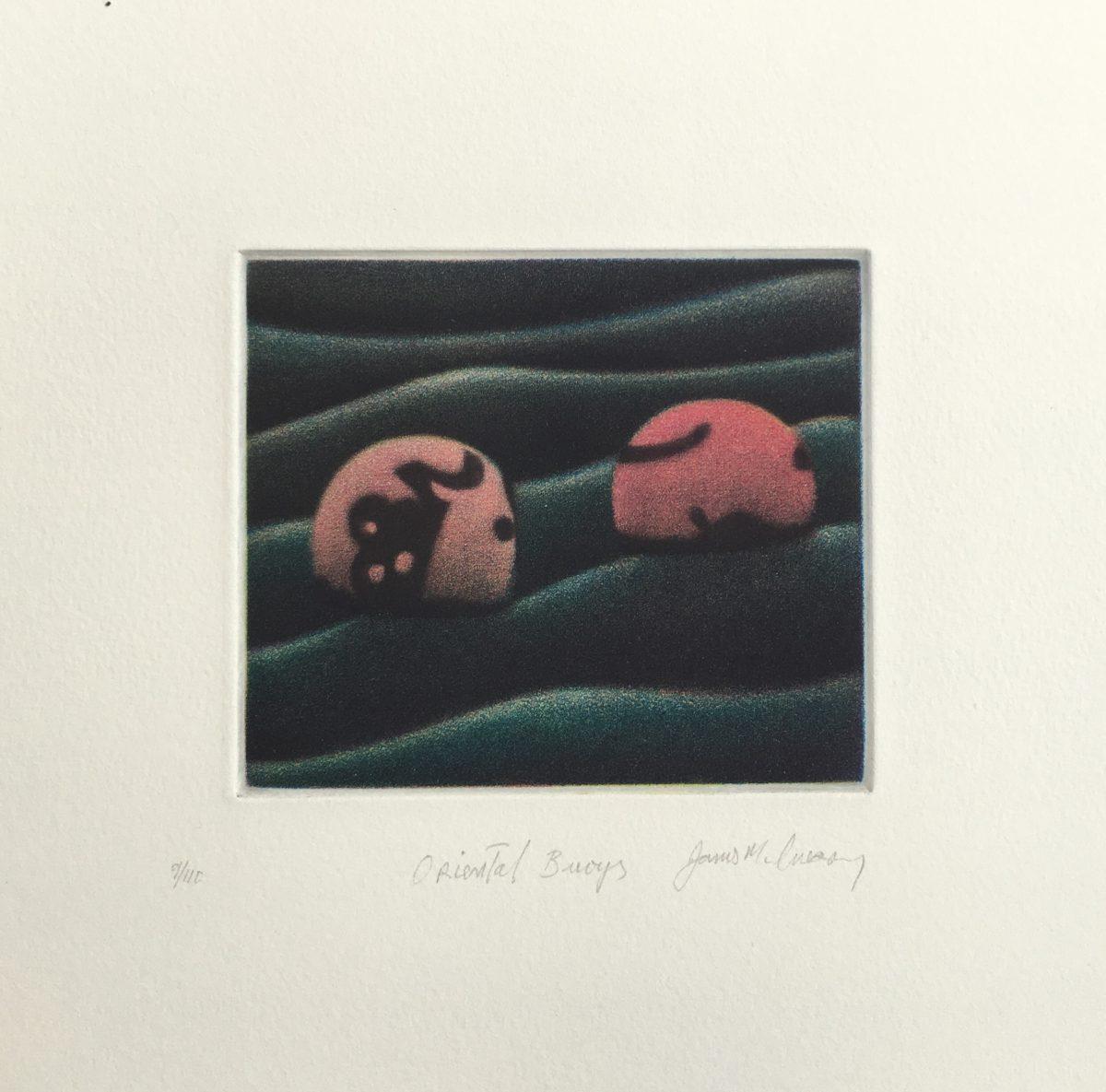 Oriental Buoys, James McCreary