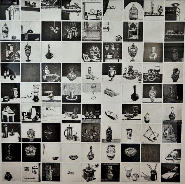 Graphic Studio Dublin: Still Life Matrix