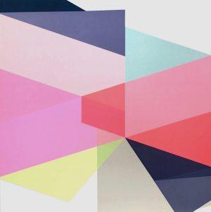 Graphic Studio Dublin •Frea Buckler: Circles 6