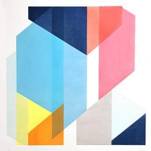 Graphic Studio Dublin •Frea Buckler: Flow