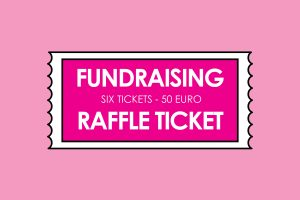 Graphic Studio Dublin: Fundraising Raffle - Single Ticket