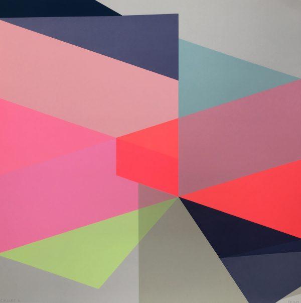 Graphic Studio Dublin: Circles 6