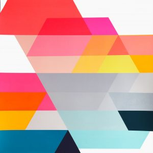 Graphic Studio Dublin • Frea Buckler: Graphic Studio Dublin: FLOW, Shifts 2