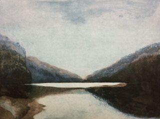 Elke+Thonnes,+Glendalough+I,+2019,+Etching+and+Aquatint,+ed+of+50,+