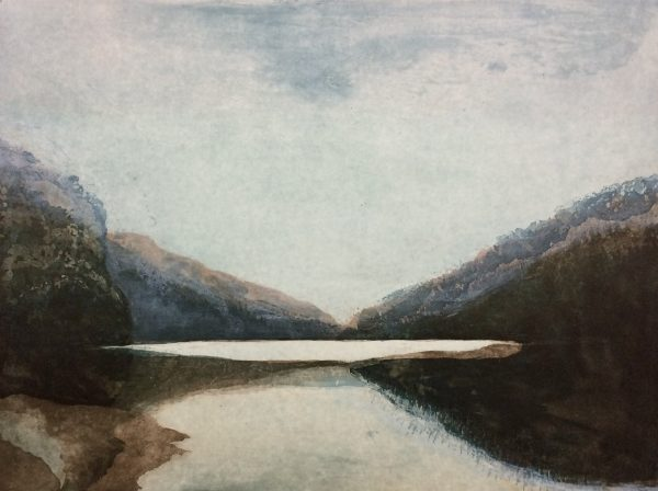 Graphic Studio Dublin: Glendalough