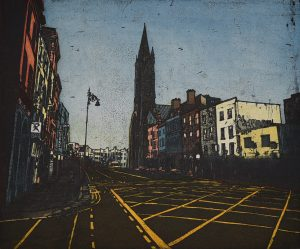 Graphic Studio Dublin • Vaida Varnagiene: Graphic Studio Dublin: Thomas Street View 01