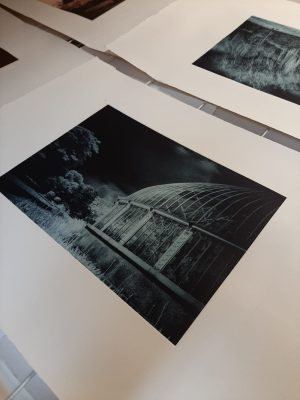 Graphic Studio Dublin: Photo Intaglio Weekend Workshop: 15th & 16th February 2020 SOLD OUT