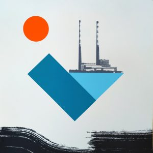 Graphic Studio Dublin •Shane O'Driscoll: Shane O'Driscoll, Poolbeg 4