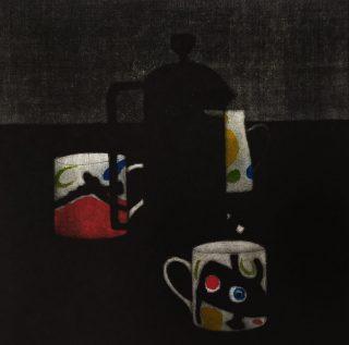 James McCreary, Coffee with Miro