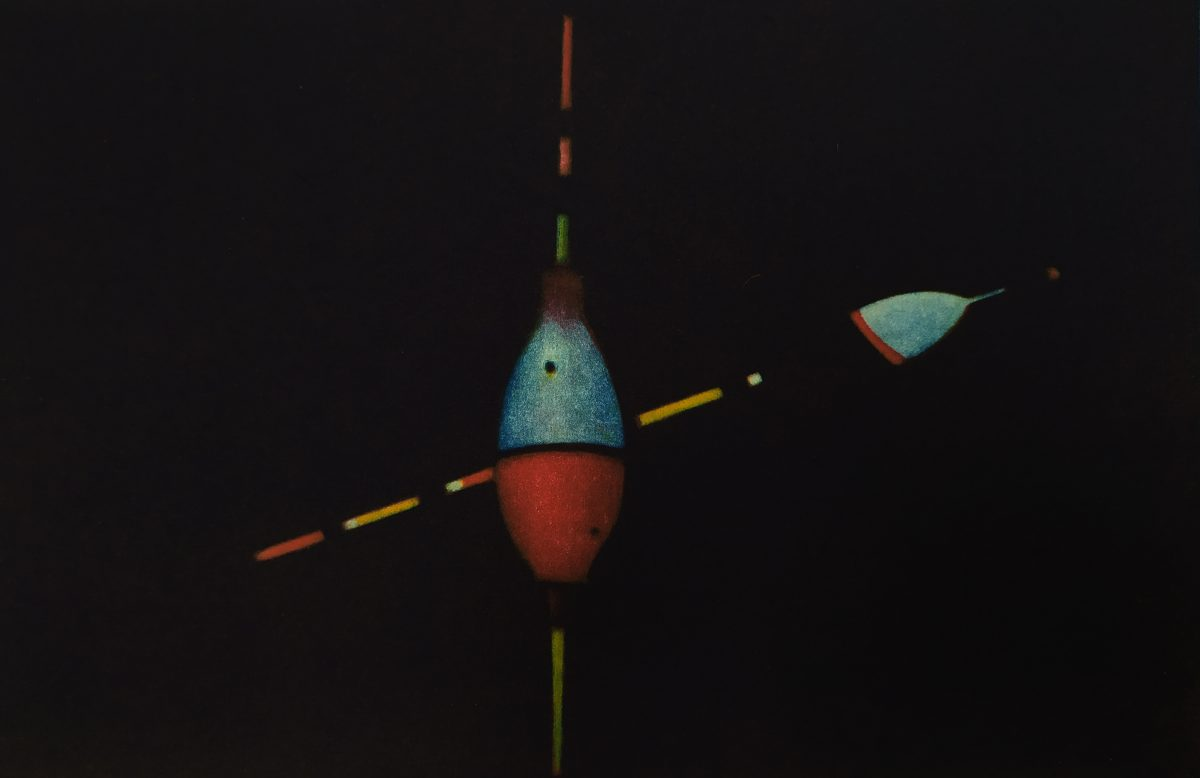James McCreary, Floating in the dark