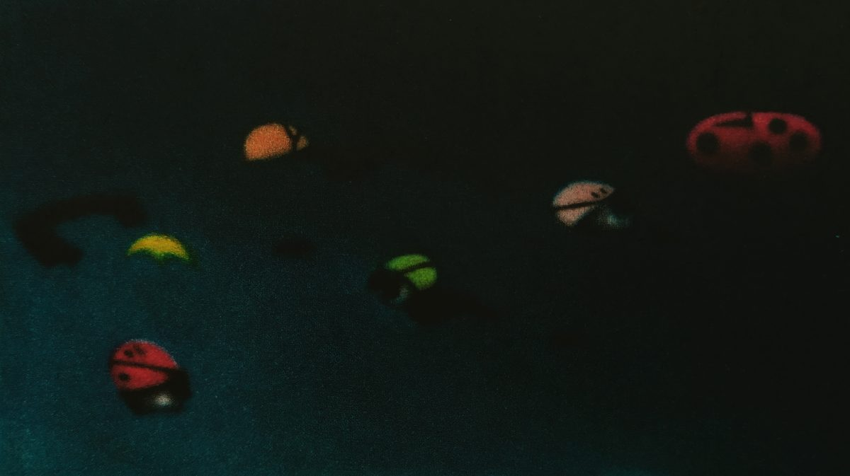James McCreary, Swimming in Es Poal V