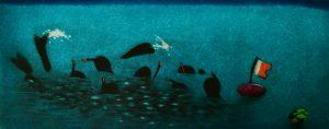 Graphic Studio Dublin •James McCreary: Swimming with Dali