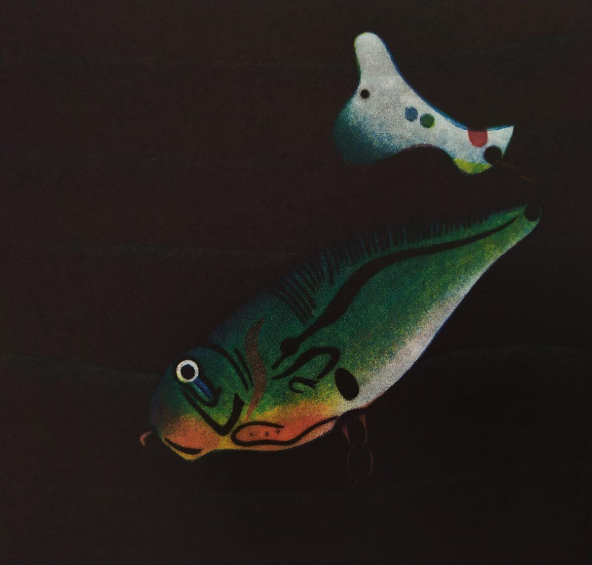 James McCreary, The lure of Miro